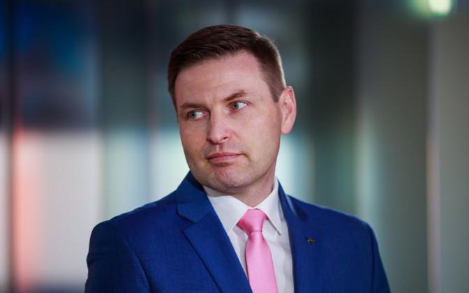 Ханно Певкур не стал президентом Европейской конфедерации волейбола