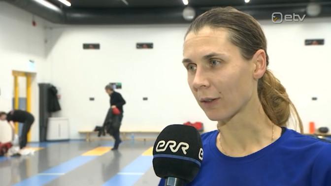 Шпажистка Ирина Эмбрих вернулась в Таллиннское горсобрание