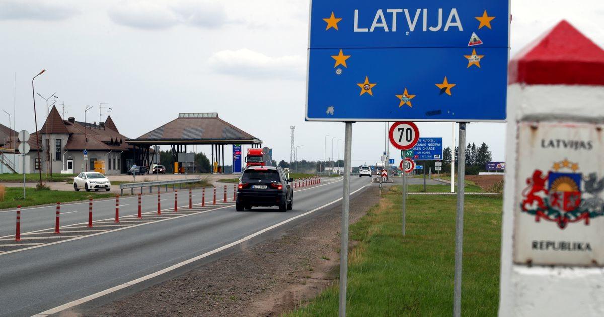 Латвия с субботы не требует самоизоляции от прибывающих из Эстонии
