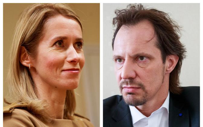 Лидеры оппозиции требуют отставки Марта Хельме