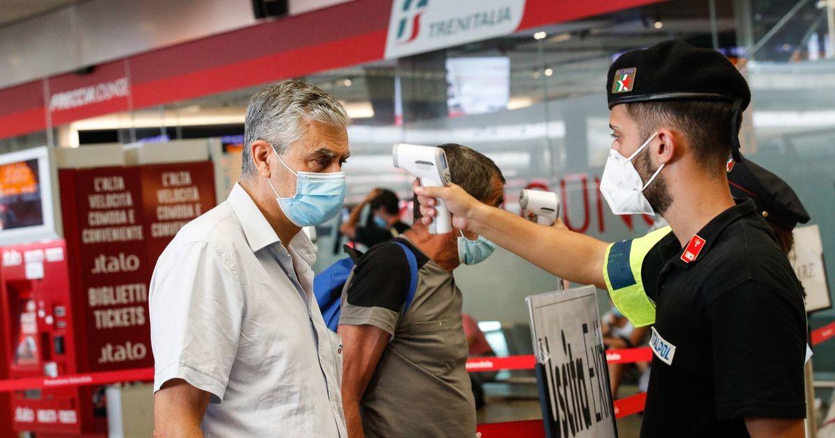 Рекорд с начала пандемии: в Италии за сутки выявили более 10 000 случаев COVID-19