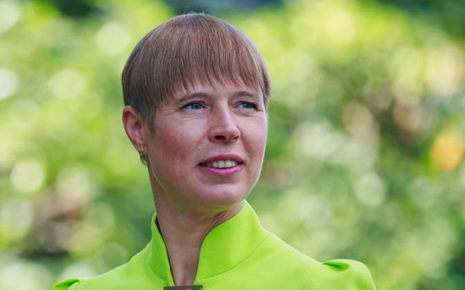 Керсти Кальюлайд о Хельме: министр с такими взглядами не подходит правительству ЭР