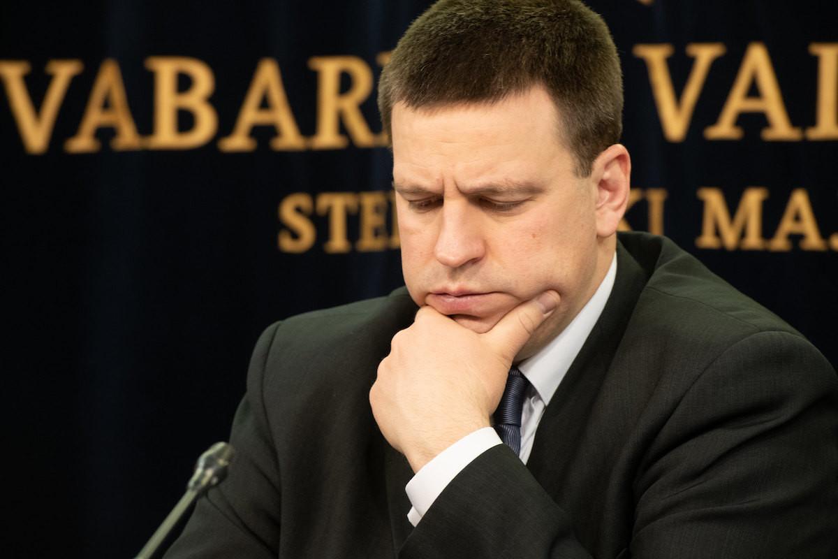 Ратас: слова Хельме сильно ухудшают работу коалиции